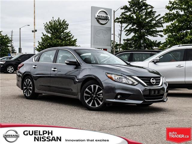 2018 Nissan Altima  (Stk: N19502) in Guelph - Image 1 of 22
