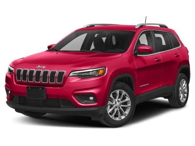 2019 Jeep Cherokee Trailhawk (Stk: 32131) in Humboldt - Image 1 of 9