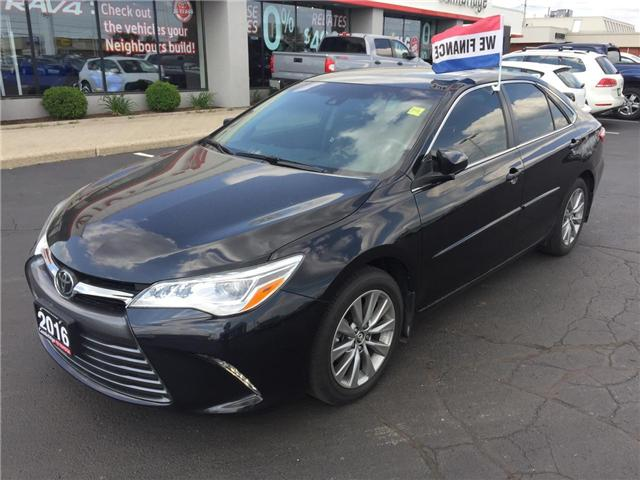 2016 Toyota Camry  (Stk: 1805182) in Cambridge - Image 2 of 14