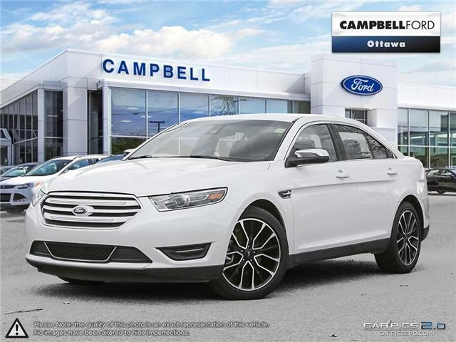 2017 Ford Taurus Limited AWD-15, 000 KMS-NAV-POWER ROOF--GREAT PRCE (Stk: 936270) in Ottawa - Image 1 of 28