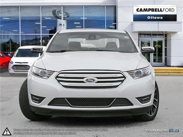 2017 Ford Taurus Limited AWD-15, 000 KMS-NAV-POWER ROOF--GREAT PRCE (Stk: 936270) in Ottawa - Image 2 of 28
