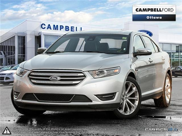 2017 Ford Taurus Limited AWD-LEATHER-POWER ROOF-NAV-SALE PRICE (Stk: 936920) in Ottawa - Image 1 of 27