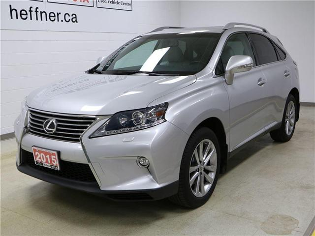 2015 Lexus RX 350 Sportdesign (Stk: 177212) in Kitchener - Image 1 of 21