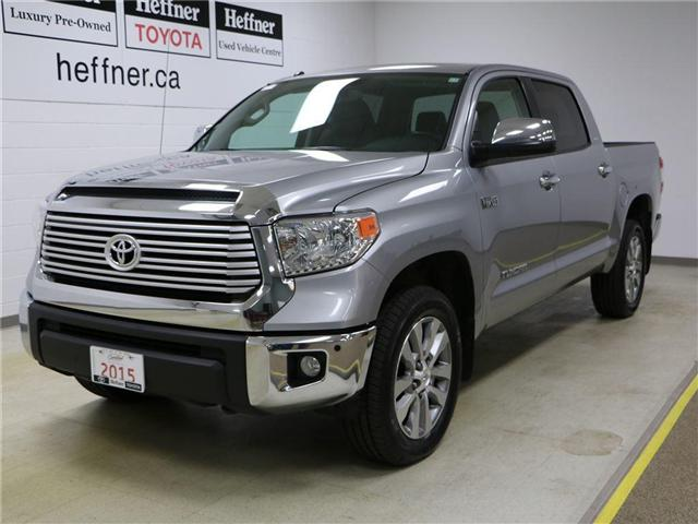 2015 Toyota Tundra  (Stk: 176081) in Kitchener - Image 1 of 22