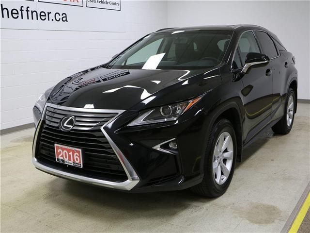 2016 Lexus RX 350 Base (Stk: 177249) in Kitchener - Image 1 of 21