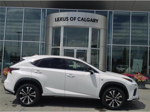 2018 Lexus NX 300 Base (Stk: 180503) in Calgary - Image 1 of 10