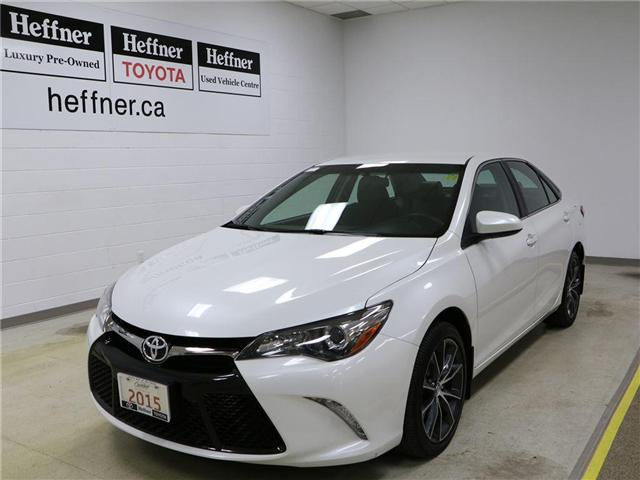 2015 Toyota Camry  (Stk: 176290) in Kitchener - Image 1 of 21