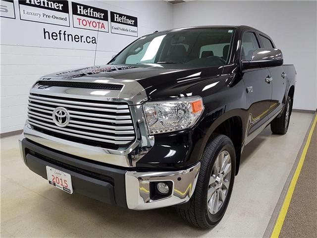 2015 Toyota Tundra  (Stk: 176482) in Kitchener - Image 1 of 22