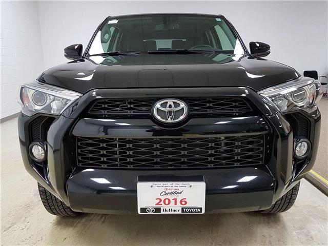 2016 Toyota 4Runner SR5 (Stk: 176608) in Kitchener - Image 7 of 23