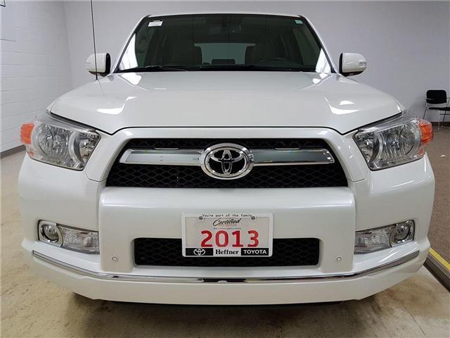 2013 Toyota 4Runner SR5 V6 (Stk: 185020) in Kitchener - Image 7 of 22