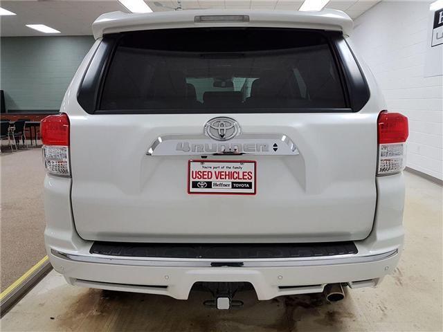 2013 Toyota 4Runner SR5 V6 (Stk: 185020) in Kitchener - Image 8 of 22