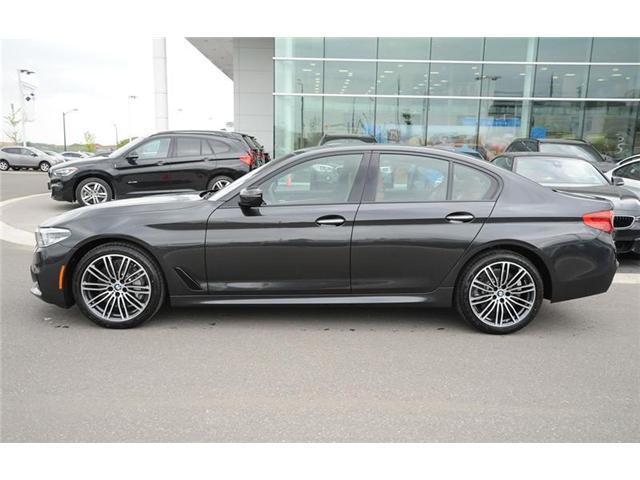 2018 BMW 530 i xDrive (Stk: 8C75533) in Brampton - Image 2 of 12