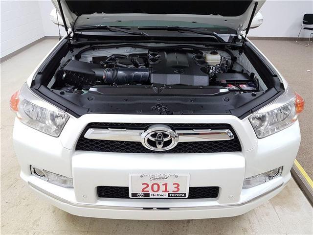 2013 Toyota 4Runner SR5 V6 (Stk: 185020) in Kitchener - Image 21 of 22
