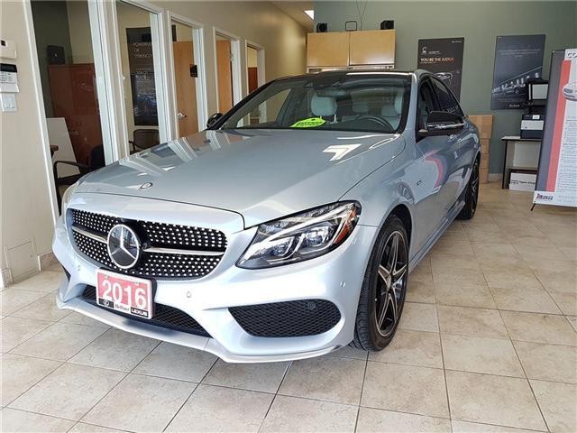 2016 Mercedes-Benz C-Class Base (Stk: 187013) in Kitchener - Image 6 of 21