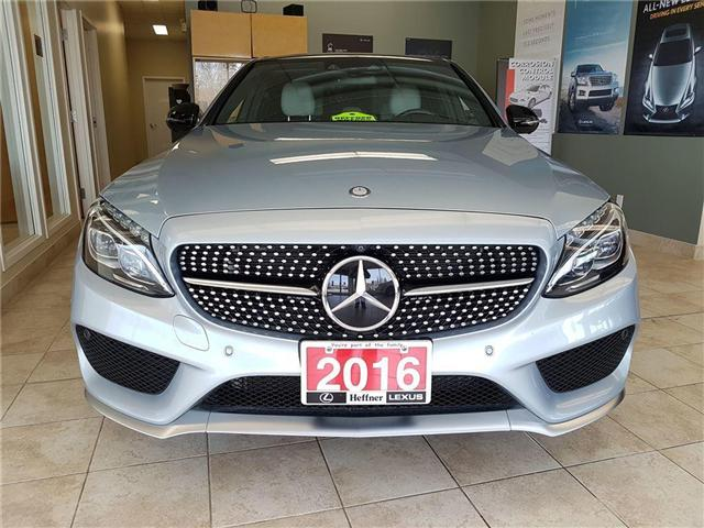 2016 Mercedes-Benz C-Class Base (Stk: 187013) in Kitchener - Image 7 of 21