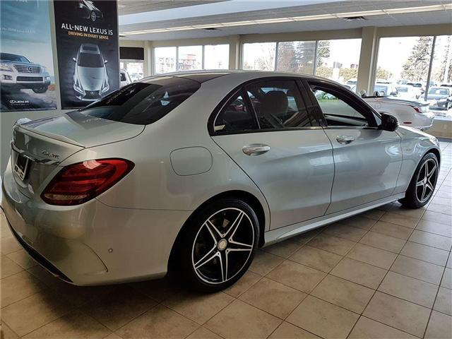 2016 Mercedes-Benz C-Class Base (Stk: 187013) in Kitchener - Image 9 of 21