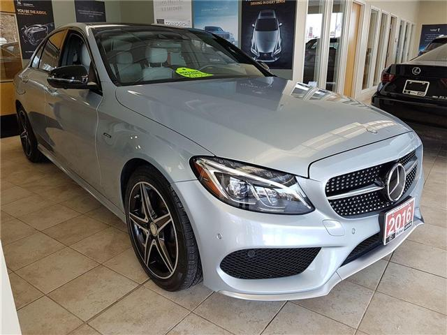 2016 Mercedes-Benz C-Class Base (Stk: 187013) in Kitchener - Image 10 of 21