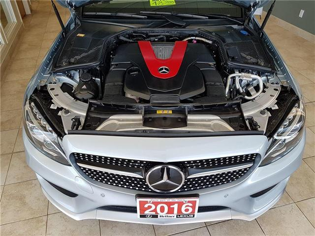 2016 Mercedes-Benz C-Class Base (Stk: 187013) in Kitchener - Image 20 of 21