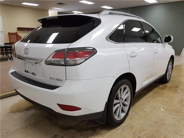 2015 Lexus RX 350 Sportdesign (Stk: 187020) in Kitchener - Image 9 of 21