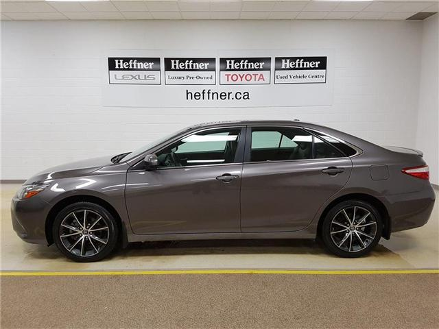 2017 Toyota Camry  (Stk: 185107) in Kitchener - Image 5 of 22