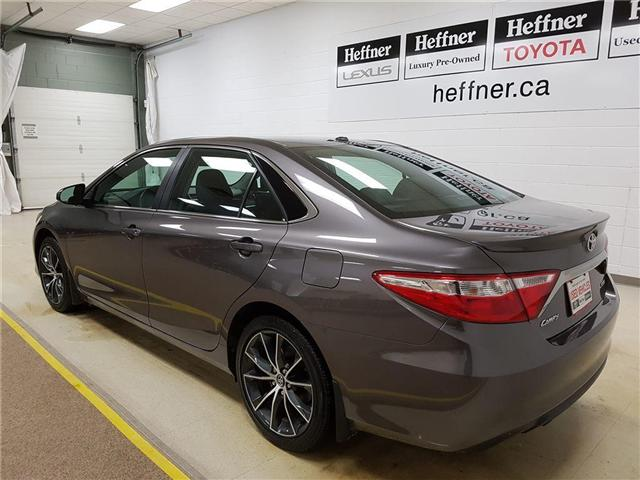 2017 Toyota Camry  (Stk: 185107) in Kitchener - Image 6 of 22