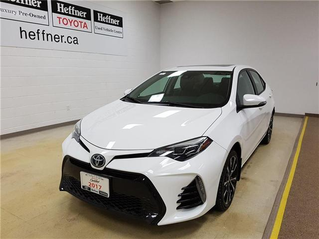 2017 Toyota Corolla  (Stk: 185083) in Kitchener - Image 1 of 21
