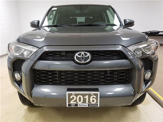 2016 Toyota 4Runner SR5 (Stk: 185124) in Kitchener - Image 7 of 24