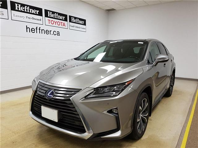 2017 Lexus RX 450h Base (Stk: 0173010) in Kitchener - Image 1 of 22