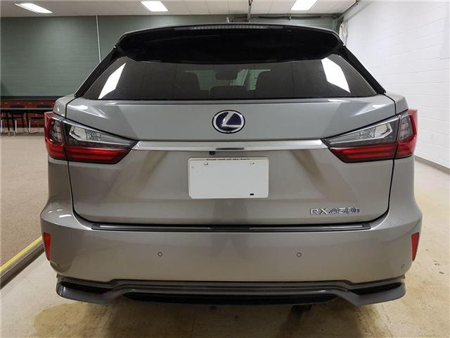 2017 Lexus RX 450h Base (Stk: 0173010) in Kitchener - Image 9 of 22