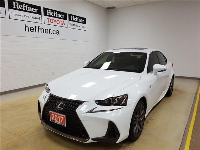 2017 Lexus IS 350 Base (Stk: 0173111) in Kitchener - Image 1 of 23