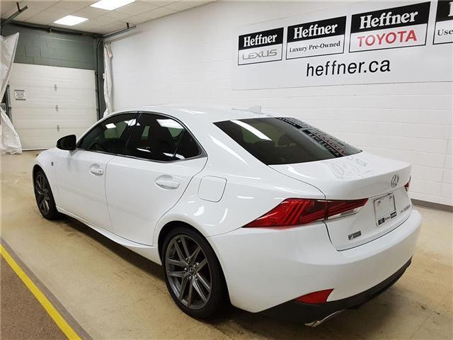 2017 Lexus IS 350 Base (Stk: 0173111) in Kitchener - Image 7 of 23
