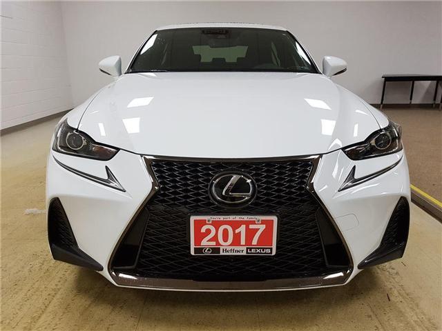 2017 Lexus IS 350 Base (Stk: 0173111) in Kitchener - Image 8 of 23