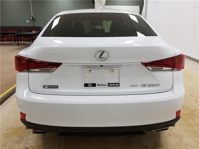 2017 Lexus IS 350 Base (Stk: 0173111) in Kitchener - Image 9 of 23