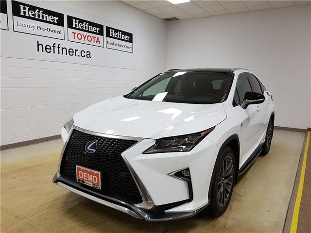 2017 Lexus RX 450h Base (Stk: 0173128) in Kitchener - Image 1 of 23