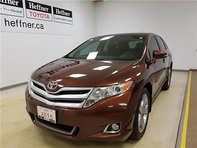 2015 Toyota Venza Base V6 4T3BK3BB4FU115742 185241 in Kitchener