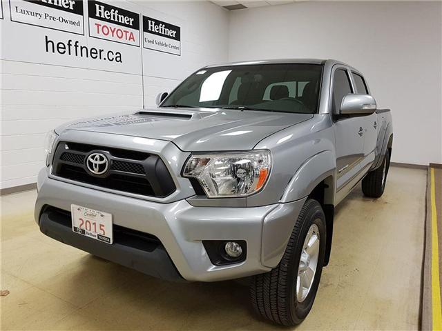 2015 Toyota Tacoma V6 (Stk: 185222) in Kitchener - Image 1 of 21