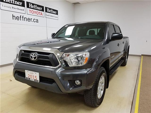 2015 Toyota Tacoma V6 (Stk: 185256) in Kitchener - Image 1 of 20