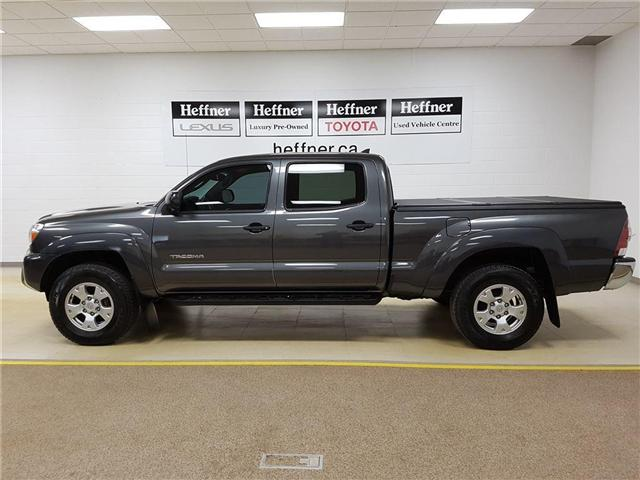 2015 Toyota Tacoma V6 (Stk: 185256) in Kitchener - Image 5 of 20