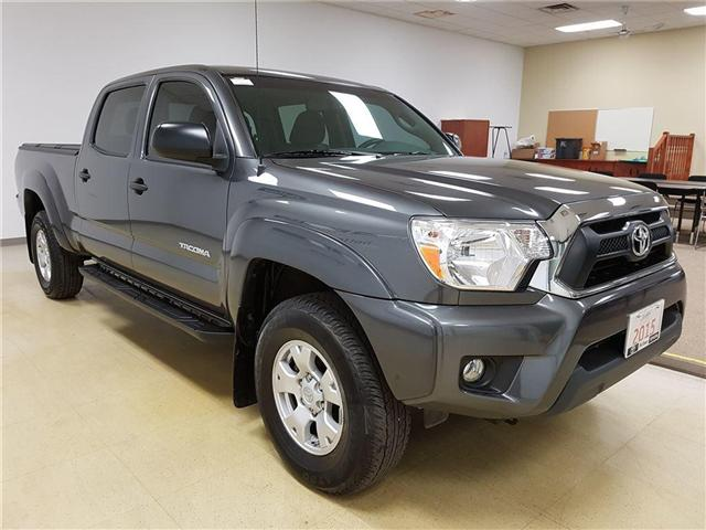 2015 Toyota Tacoma V6 (Stk: 185256) in Kitchener - Image 10 of 20