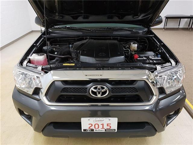 2015 Toyota Tacoma V6 (Stk: 185256) in Kitchener - Image 19 of 20