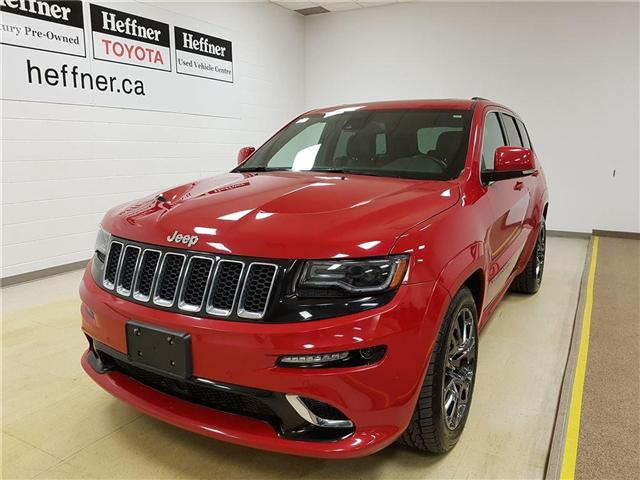 2014 Jeep Grand Cherokee SRT 1C4RJFDJ2EC402361 185255 in Kitchener