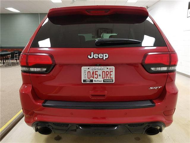 2014 Jeep Grand Cherokee SRT (Stk: 185255) in Kitchener - Image 8 of 23