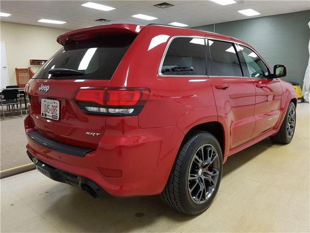 2014 Jeep Grand Cherokee SRT (Stk: 185255) in Kitchener - Image 9 of 23