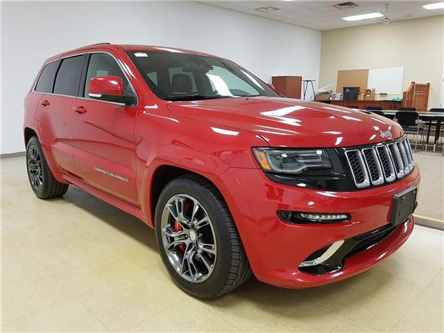 2014 Jeep Grand Cherokee SRT (Stk: 185255) in Kitchener - Image 10 of 23