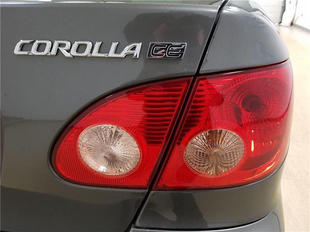 2005 Toyota Corolla  (Stk: 185148) in Kitchener - Image 13 of 19