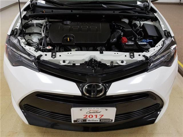 2017 Toyota Corolla  (Stk: 185221) in Kitchener - Image 20 of 21