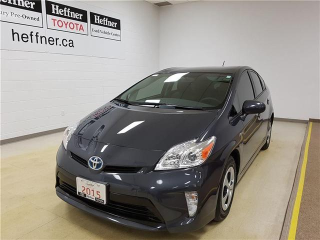 2015 Toyota Prius Base (Stk: 185279) in Kitchener - Image 1 of 20