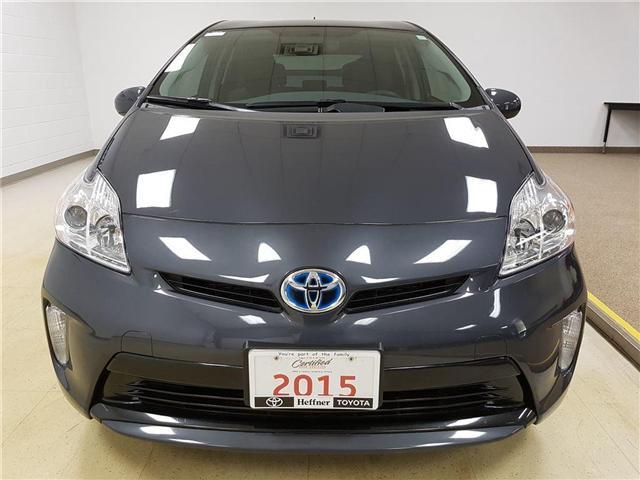 2015 Toyota Prius Base (Stk: 185279) in Kitchener - Image 7 of 20