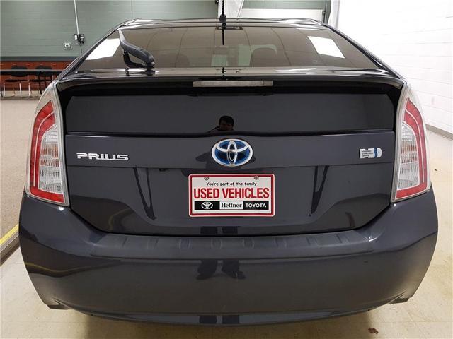 2015 Toyota Prius Base (Stk: 185279) in Kitchener - Image 8 of 20