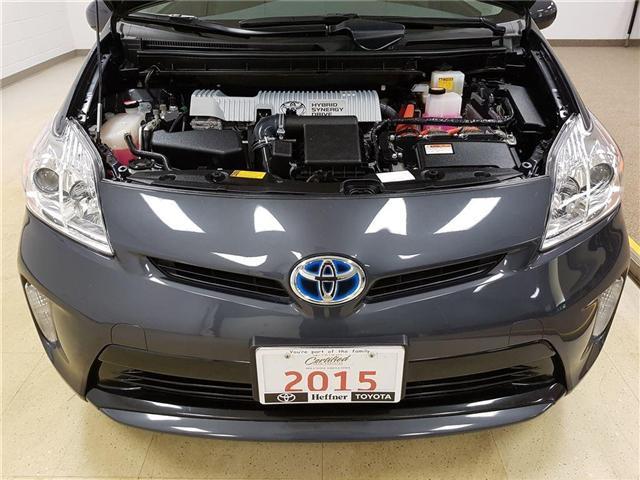 2015 Toyota Prius Base (Stk: 185279) in Kitchener - Image 19 of 20
